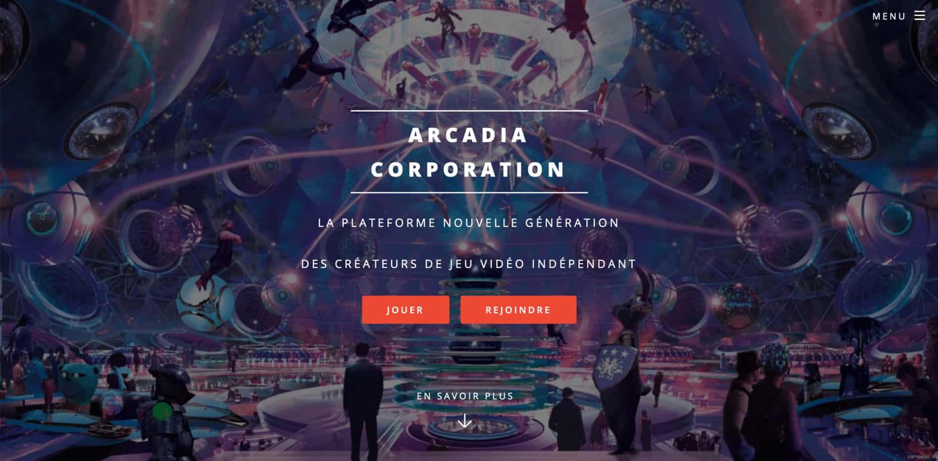Arcadia Corporation