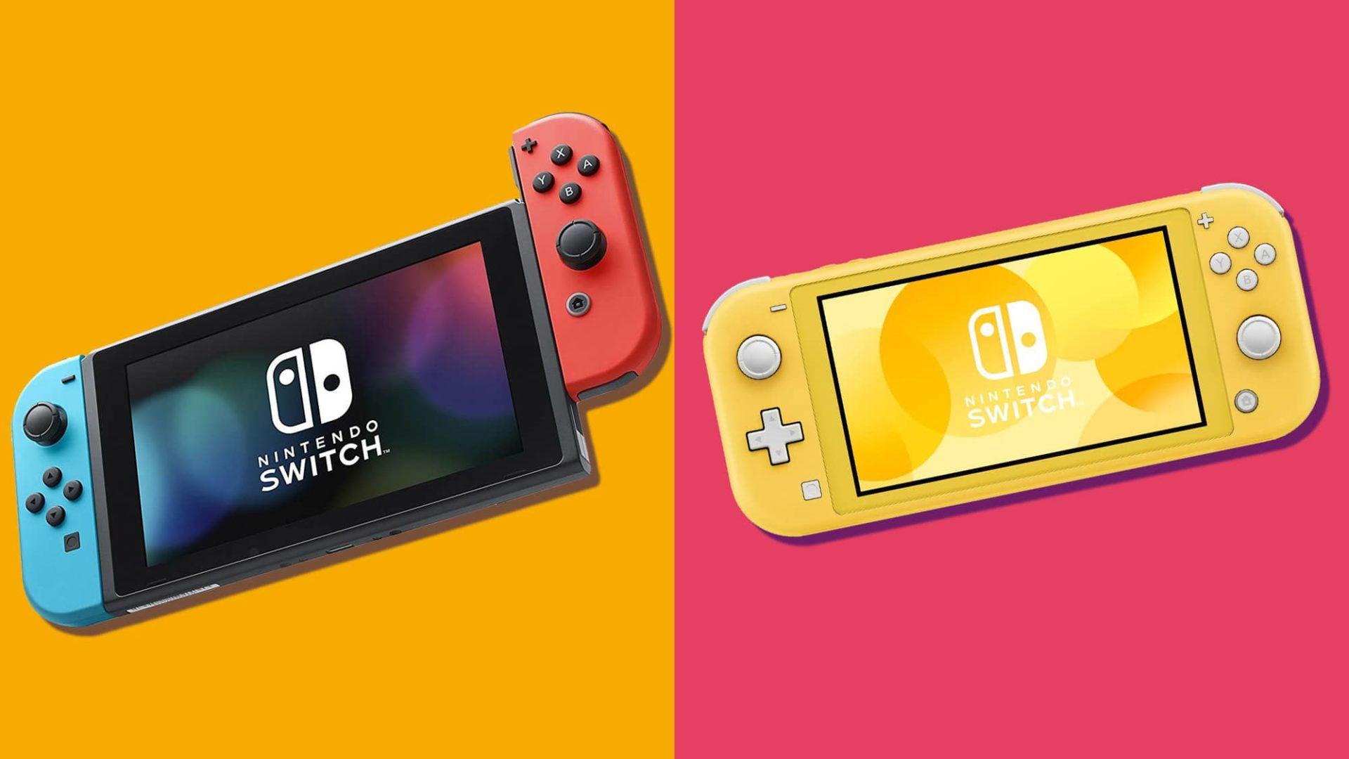 Nintendo Switch Lite - Nintendo Switch