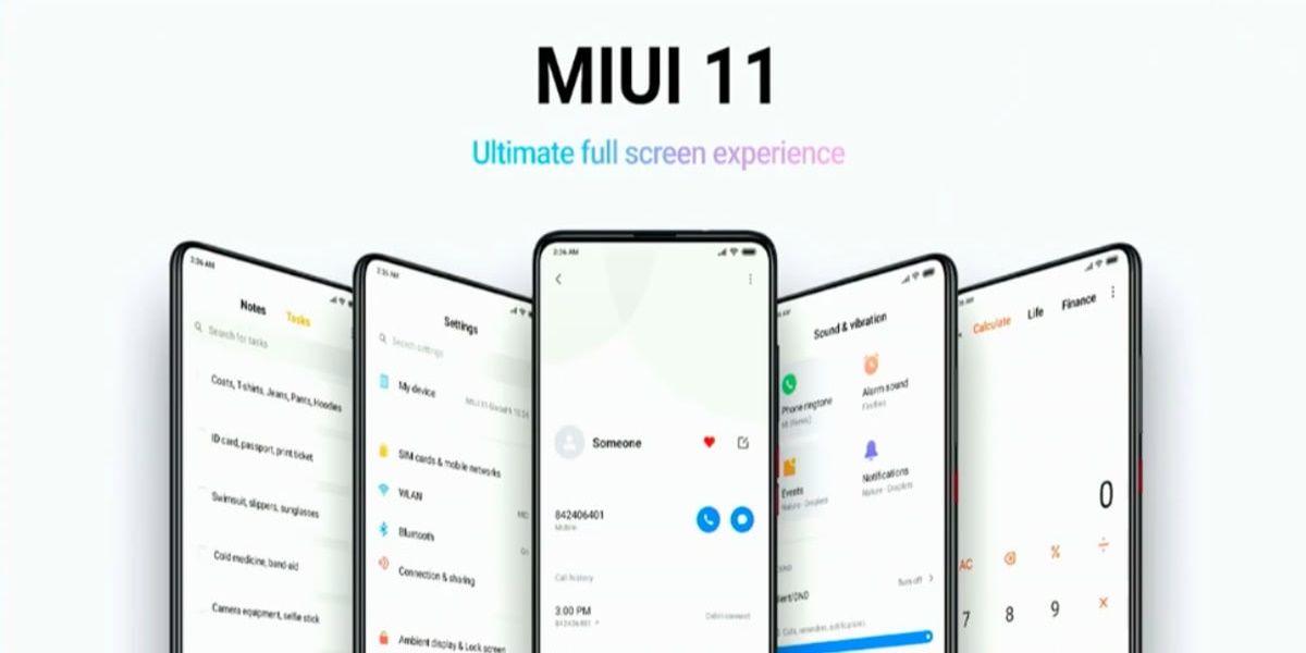 Xiaomi Mi 9T Pro - MIUI