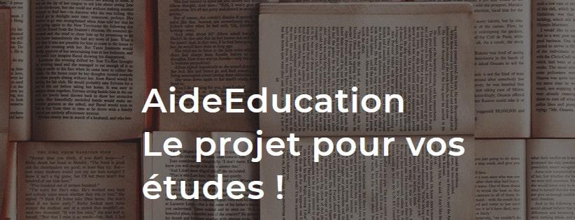 Aide Education - Aide aux devoirs
