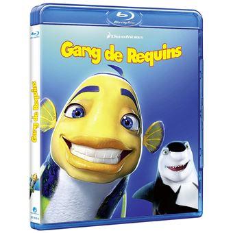 Jaquette Bluray Gang de Requins