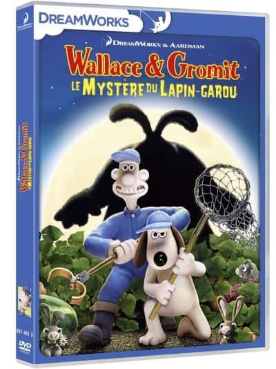 Wallace & Gromit: Le mystère du lapin-garou (The Curse of the Were-Rabbit)