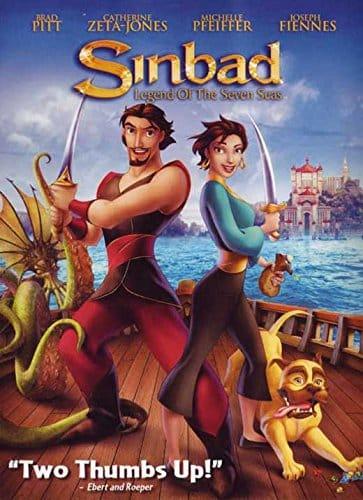 Sinbad: La légende des 7 Mers