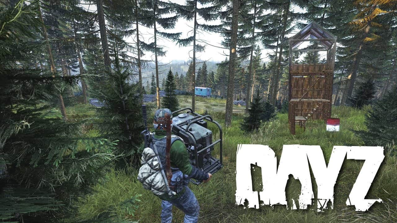DayZ - Bohemia Interactive