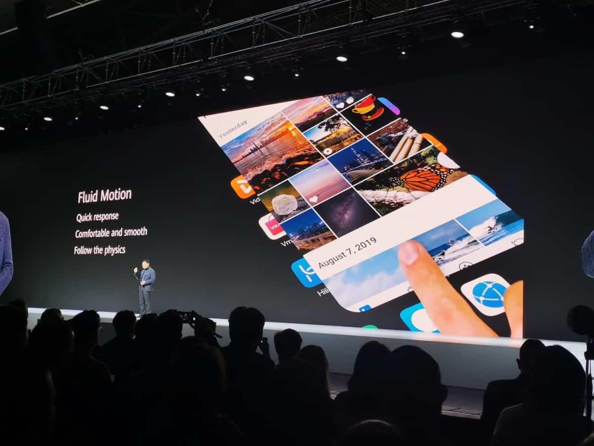 Huawei Mate 30 - Téléphone intelligent