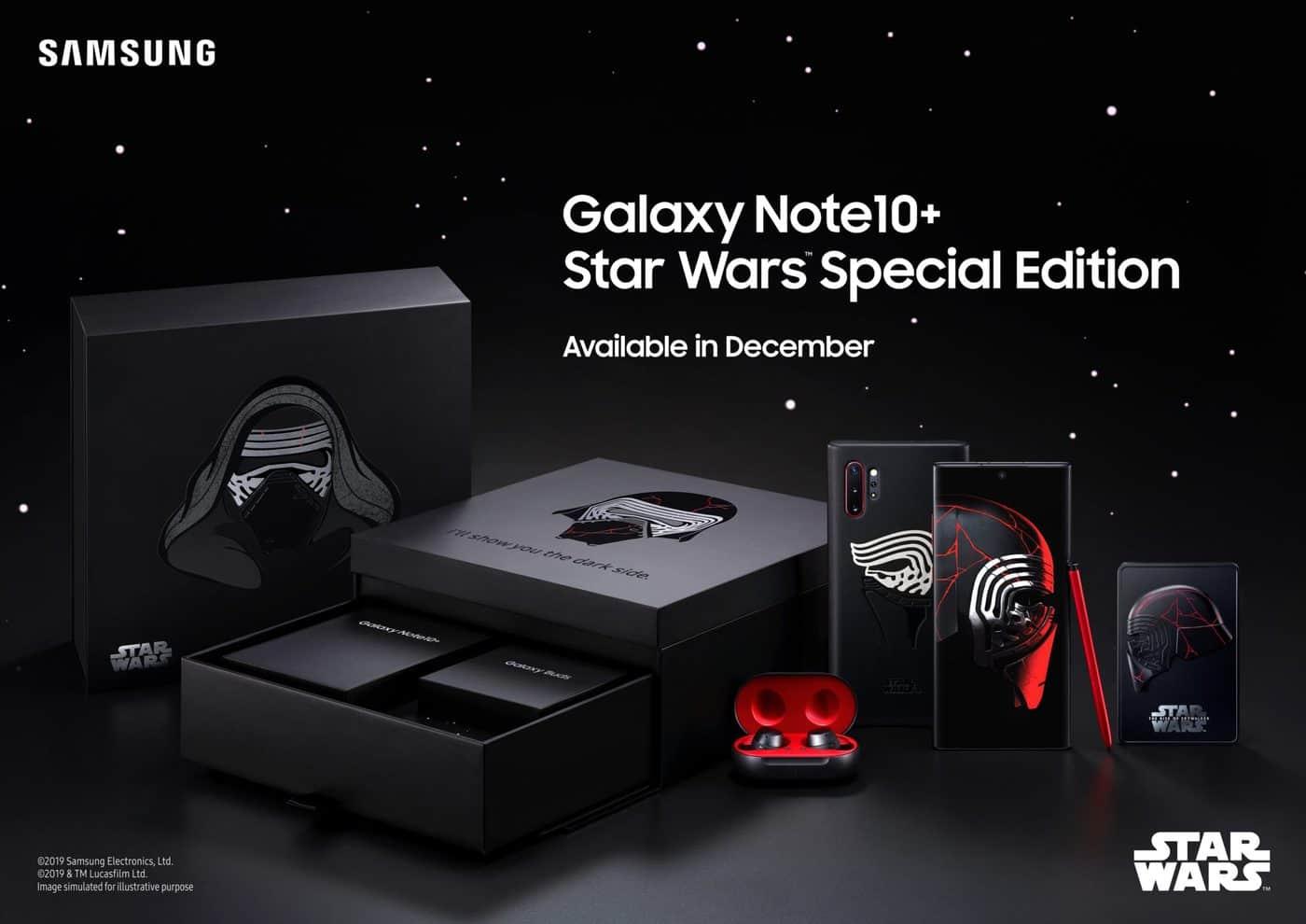Samsung Galaxy Note - Série Samsung Galaxy S