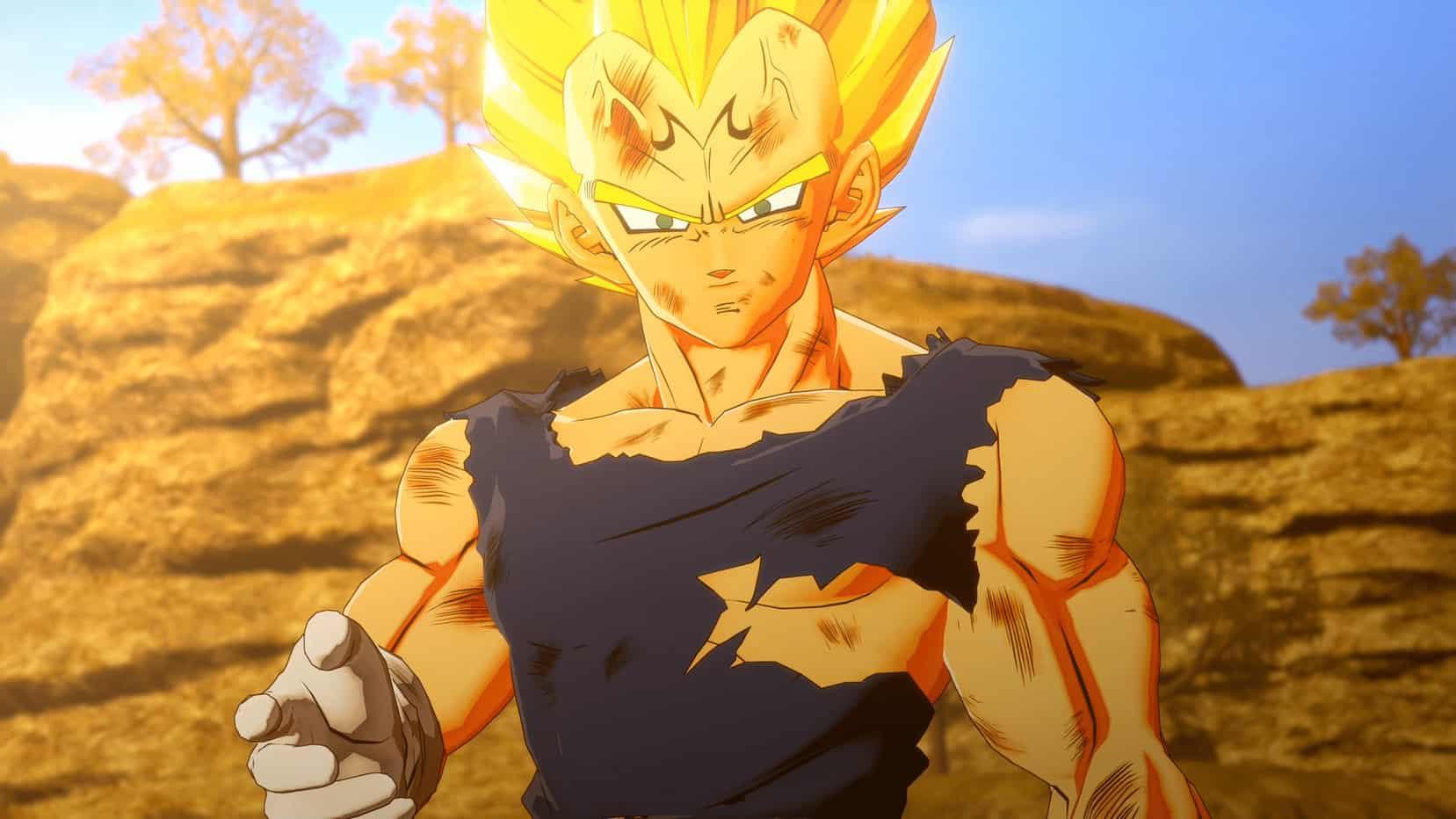 Dragon Ball Z: Kakarot - Goku