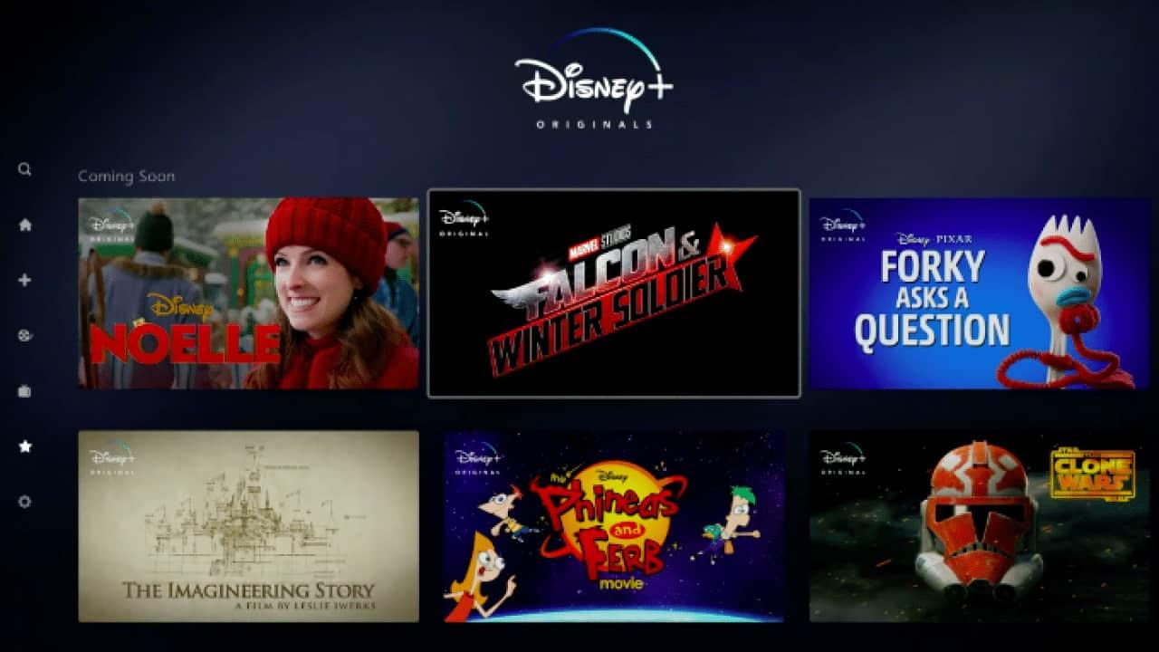 Le mandalorien - Disney +