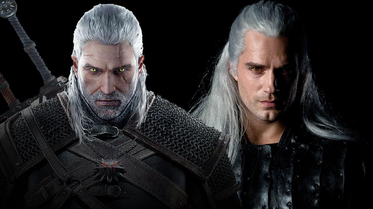 Henry Cavill - Geralt de Rivia