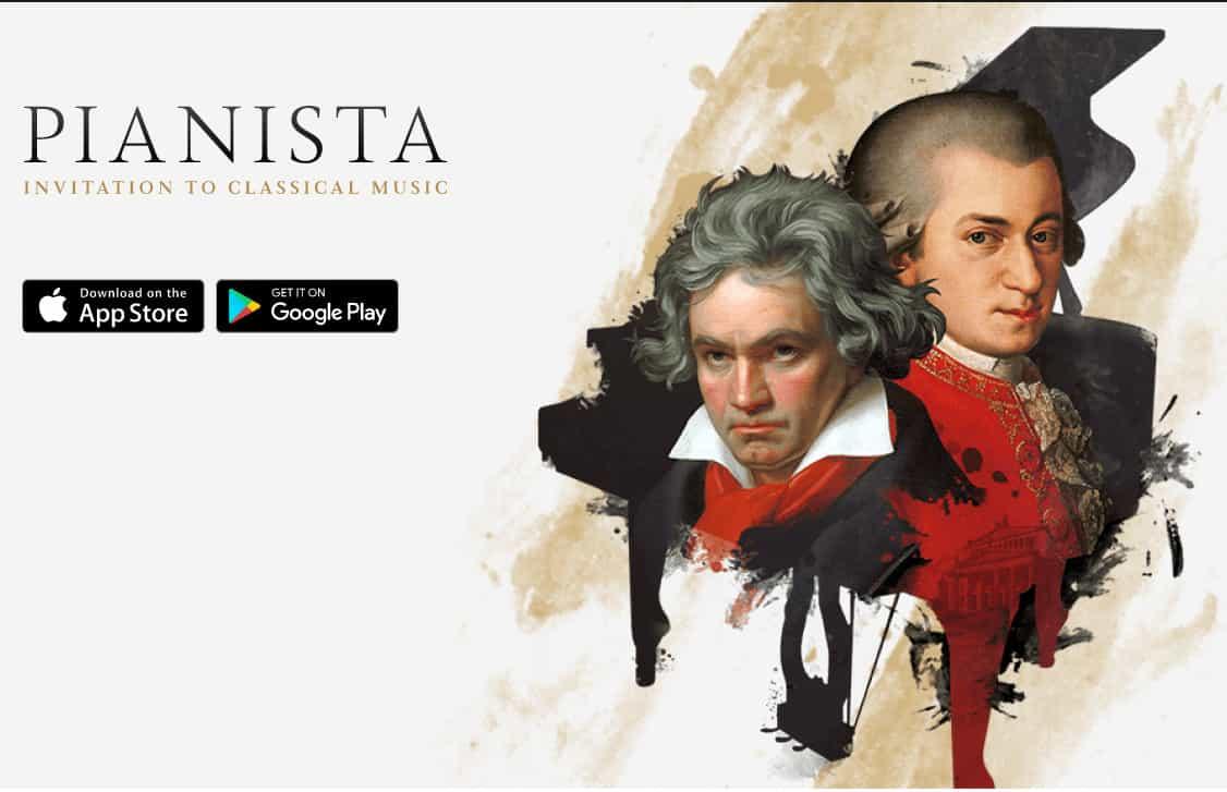 Pianista: Invitation à la musique classique - Plan