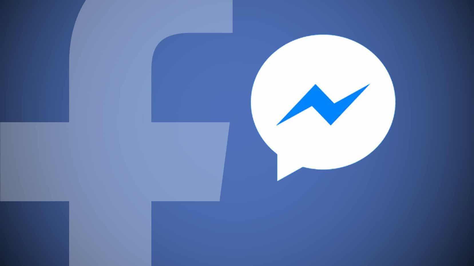 Facebook Messenger - Applications de messagerie