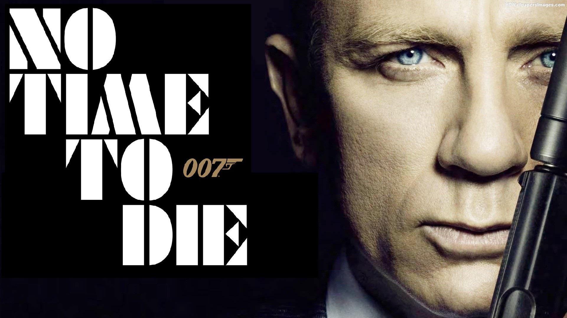 Pas le temps de mourir - James Bond