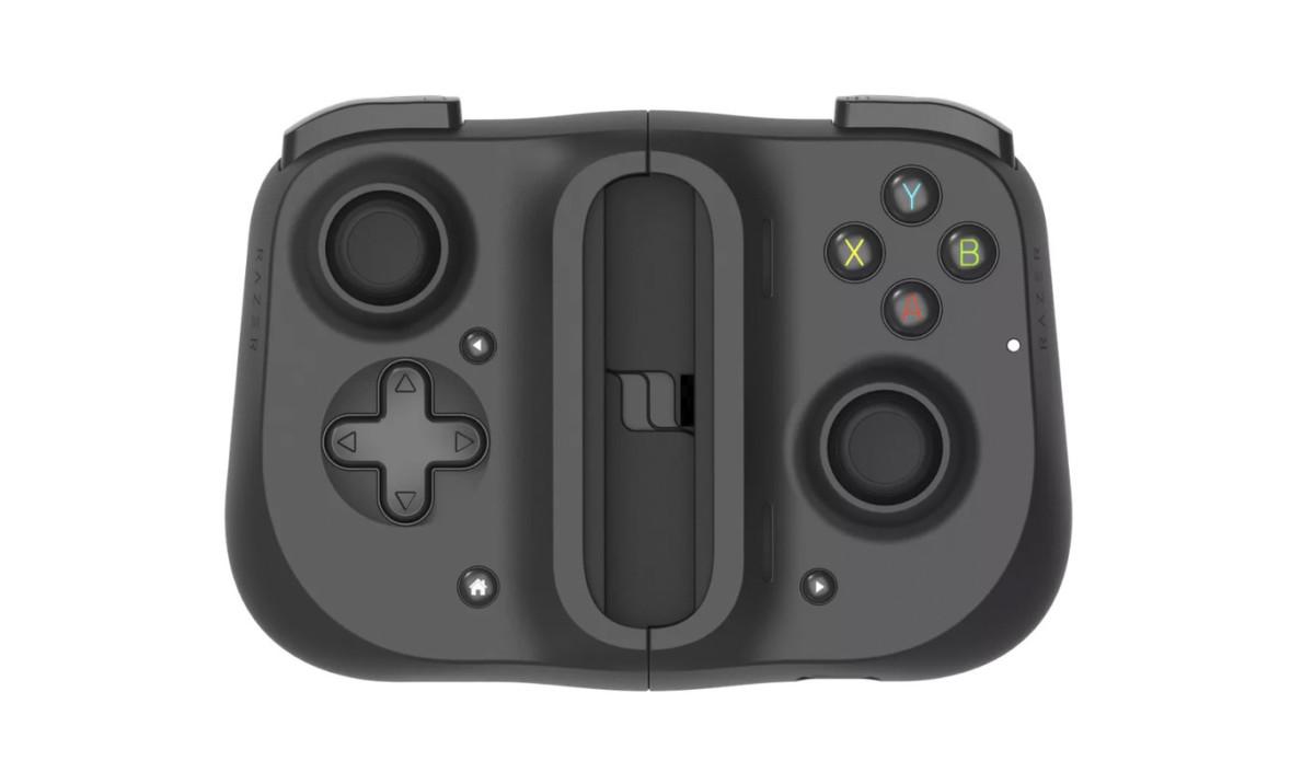 Le contrôleur de jeu mobile Razer Kishi pour Android s'adapte à la plupart des appareils SmartpKishi est une nouvelle manette de jeux présentée par Razer, et basée sur la philosophie de Junglecat. Transformez votre smartphone en Nintendo Switchhone - Razer