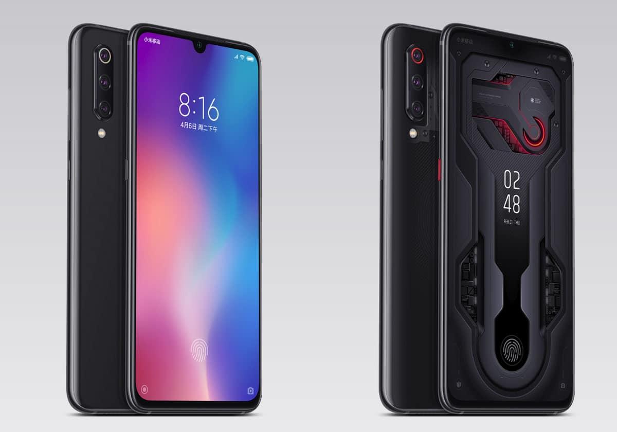 Xiaomi Mi 9 - Xiaomi Mi 8
