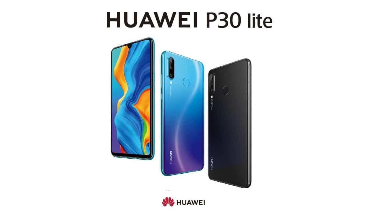 Huawei P30 lite - Huawei P30