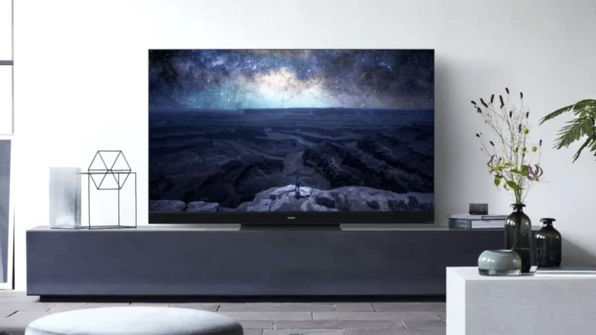 2020 International CES - Téléviseur OLED PANASONIC