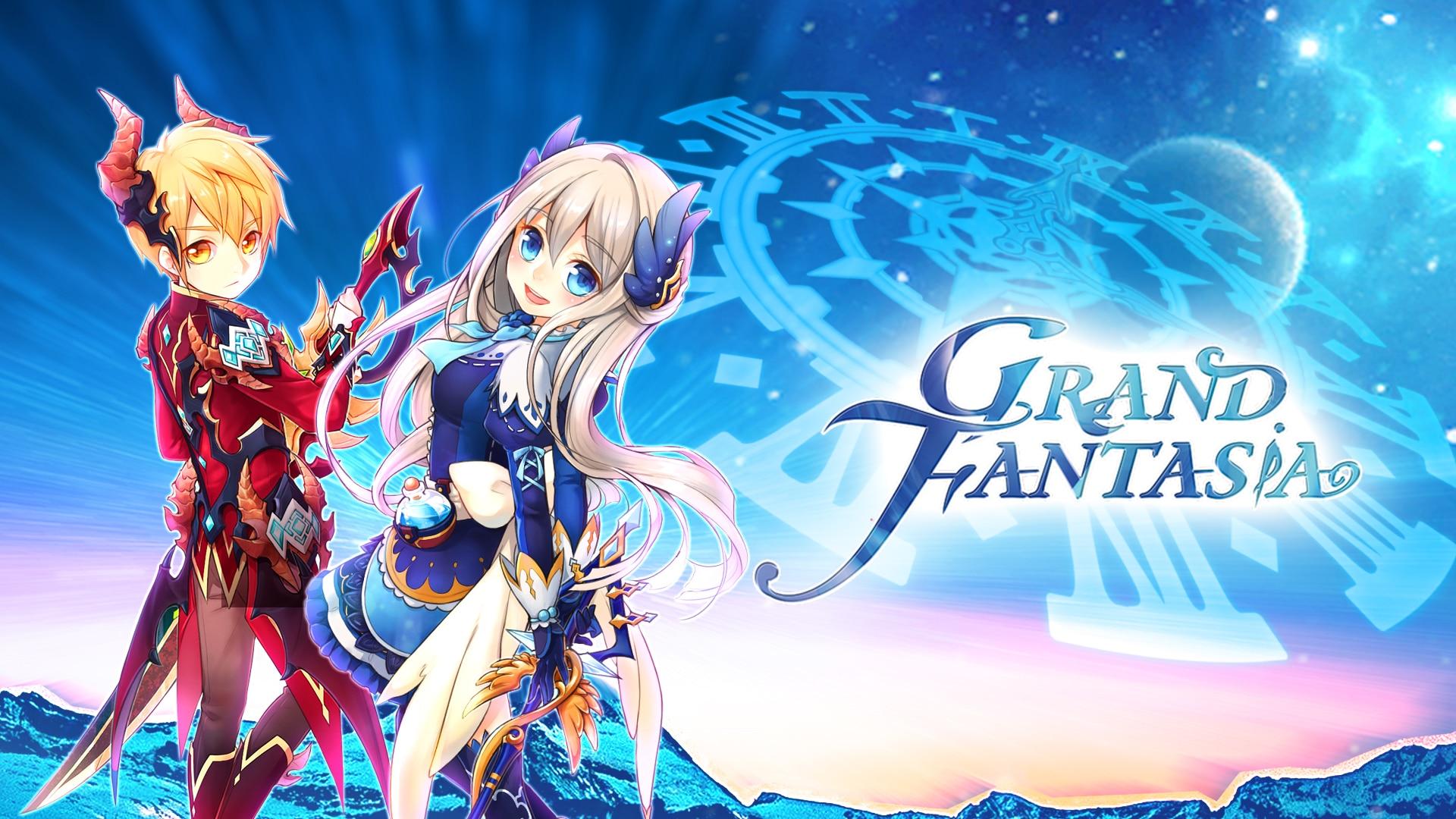 Grand Fantasia - Écho de l'âme