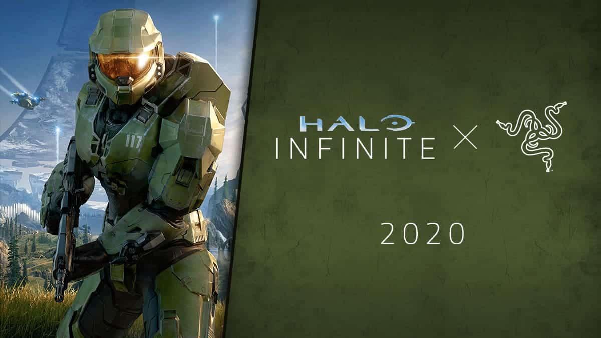 Xbox - Razer - Halo Infinite