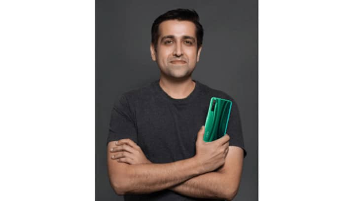 PDG de Realme Europe : Madhav Sheth