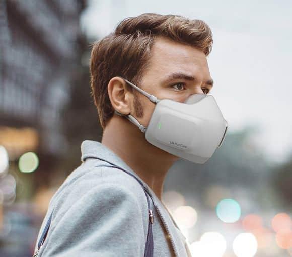 Purificateur d'air - Masque