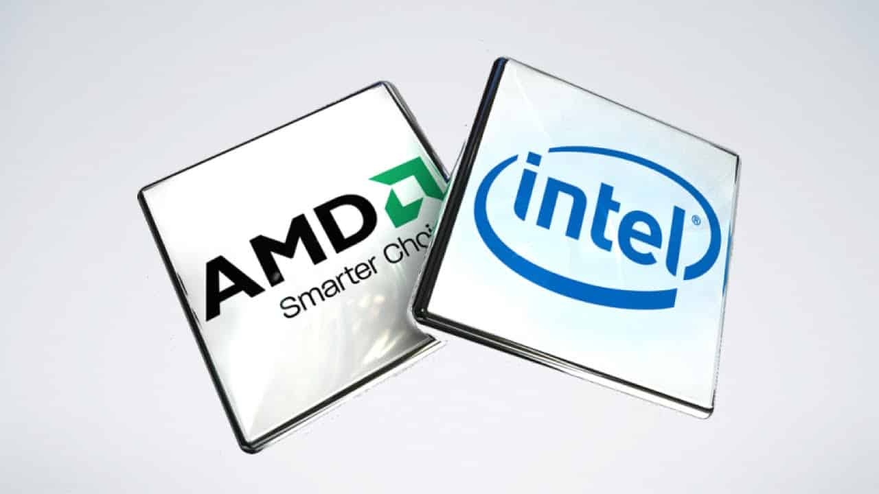 Processeur AMD et Intel