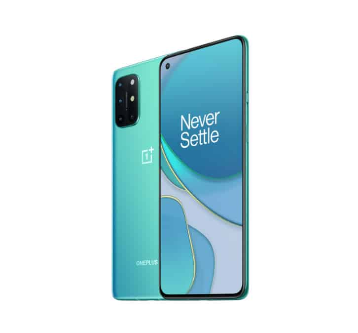 OnePlus 8T smartphone android ultra rapide