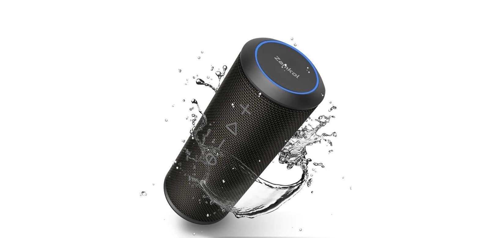 Zamkol Enceinte Bluetooth