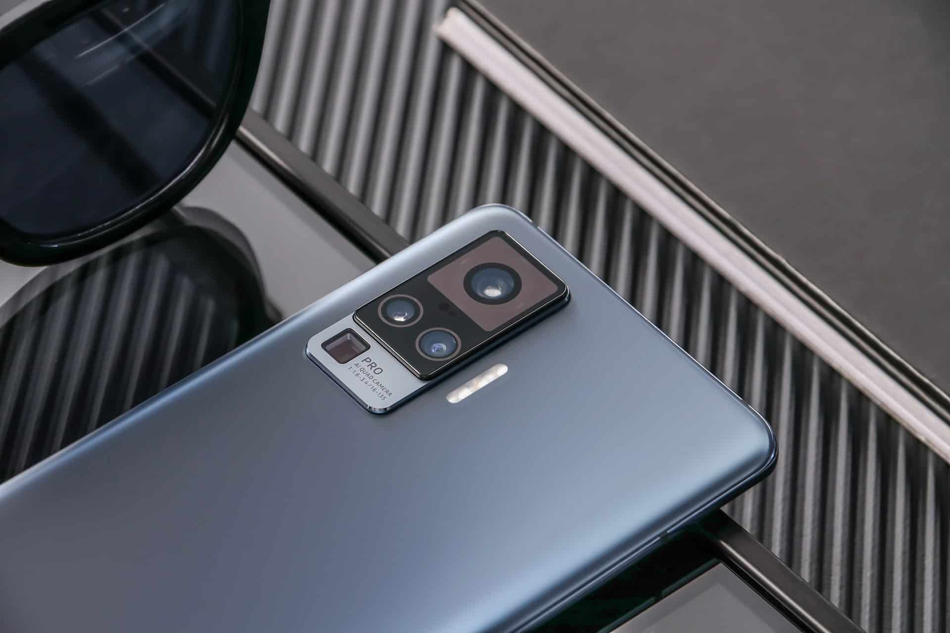 vivo X51 appareil photo gimbal