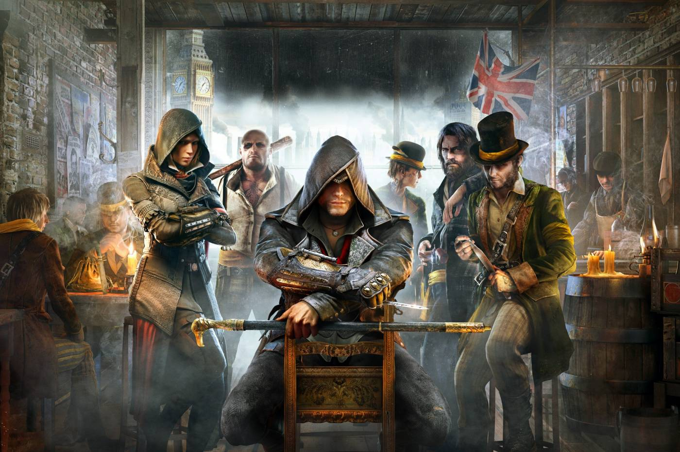 Artwork Assassin's Creed Syndicate