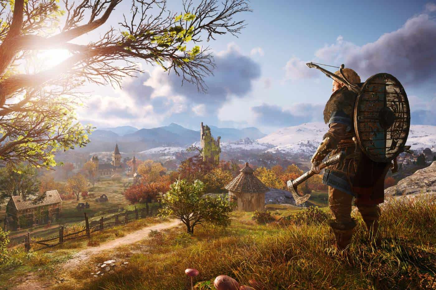 Assassin's Creed Valhalla Eivor PS5