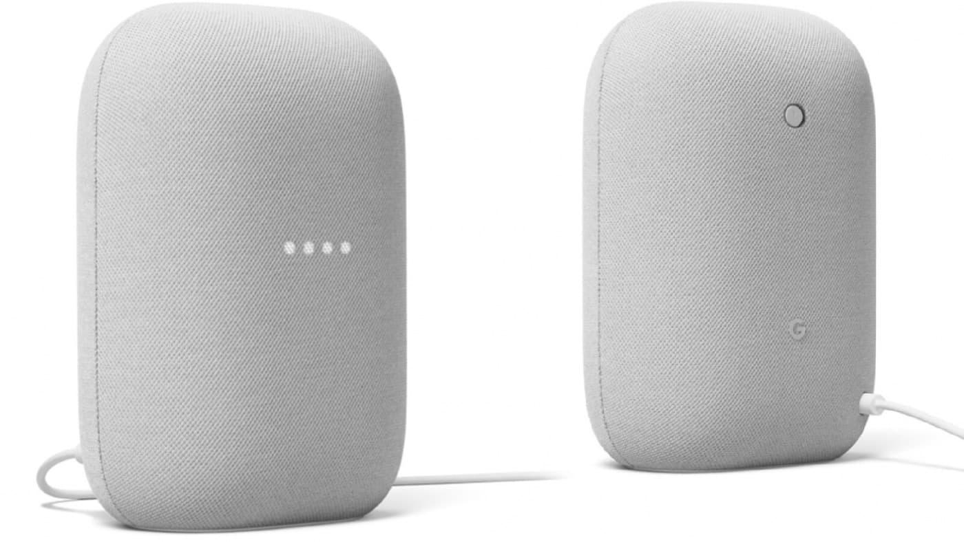 Nest Audio Chromecast Google