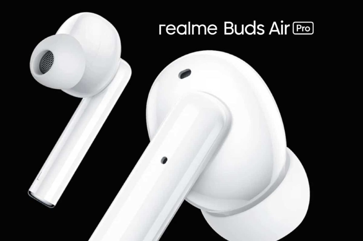 AirPods Pro - realme Buds Air