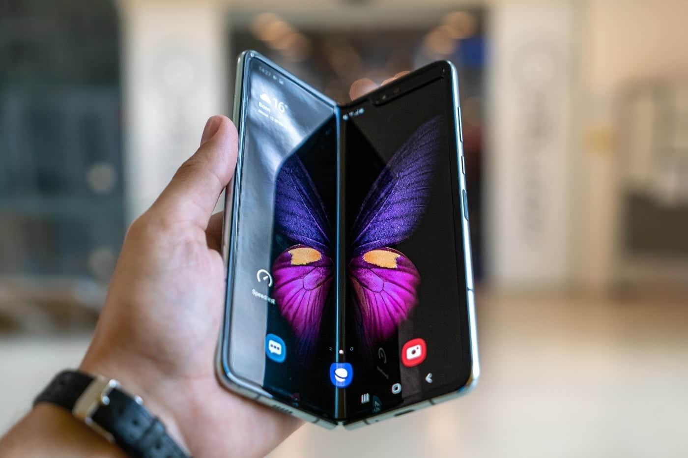 Samsung - Galaxy Fold 2 - One Ui 3.0