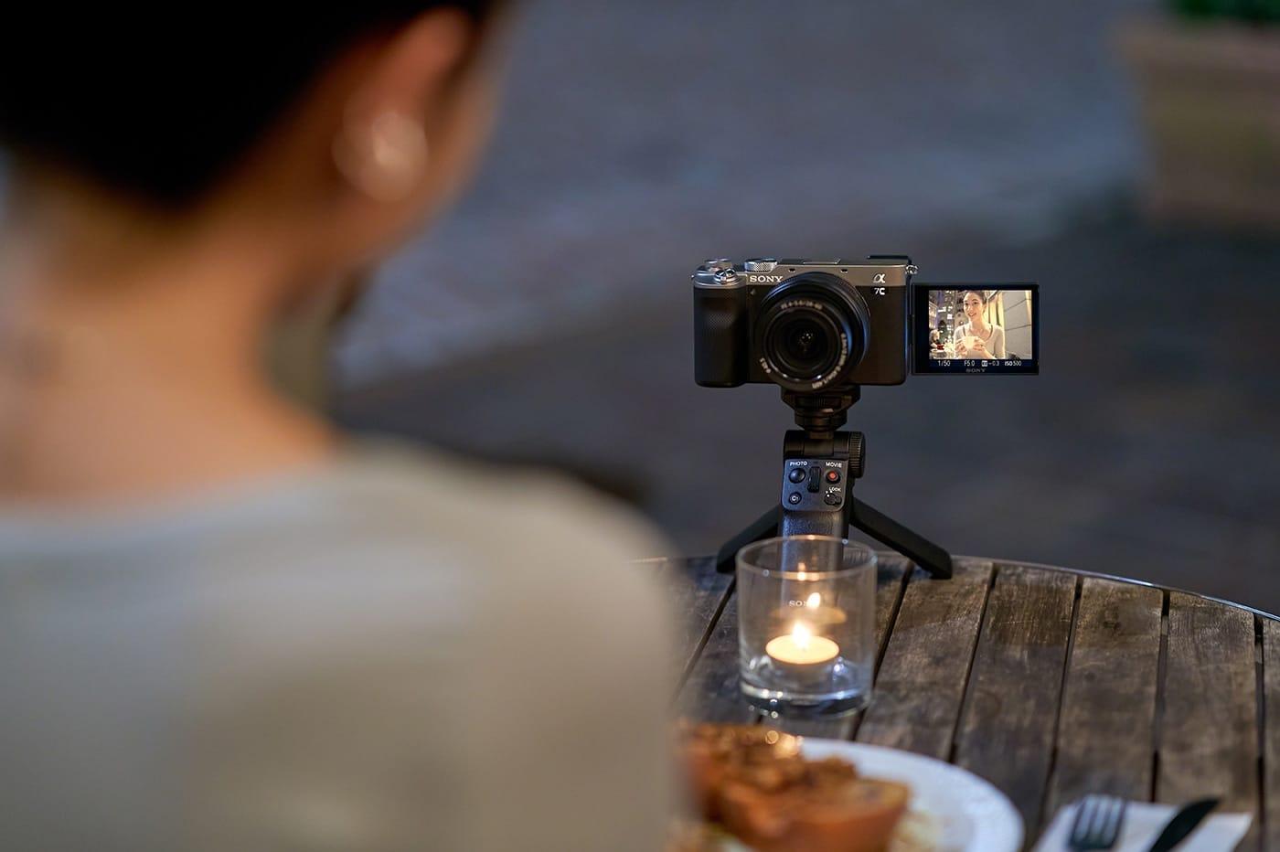 Sony Alpha 7C Vlog