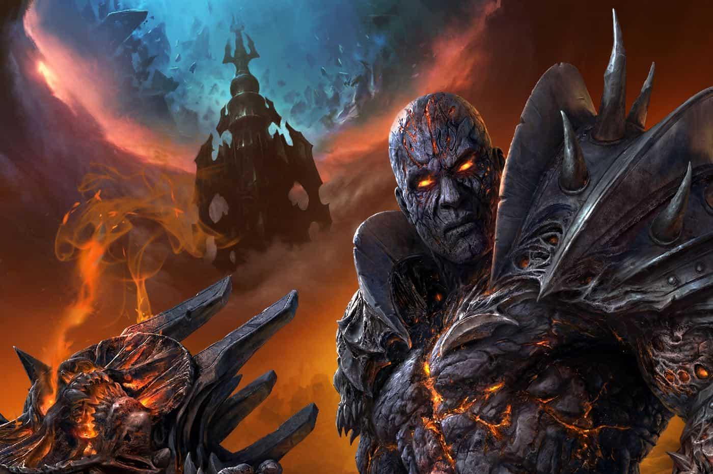World of Warcraft Shadowlands - Blizzard - Puce M1