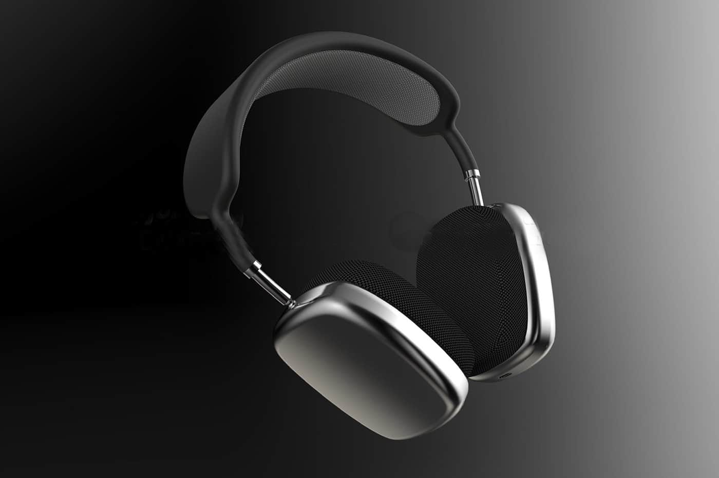 Image 3D du AirPods Studio