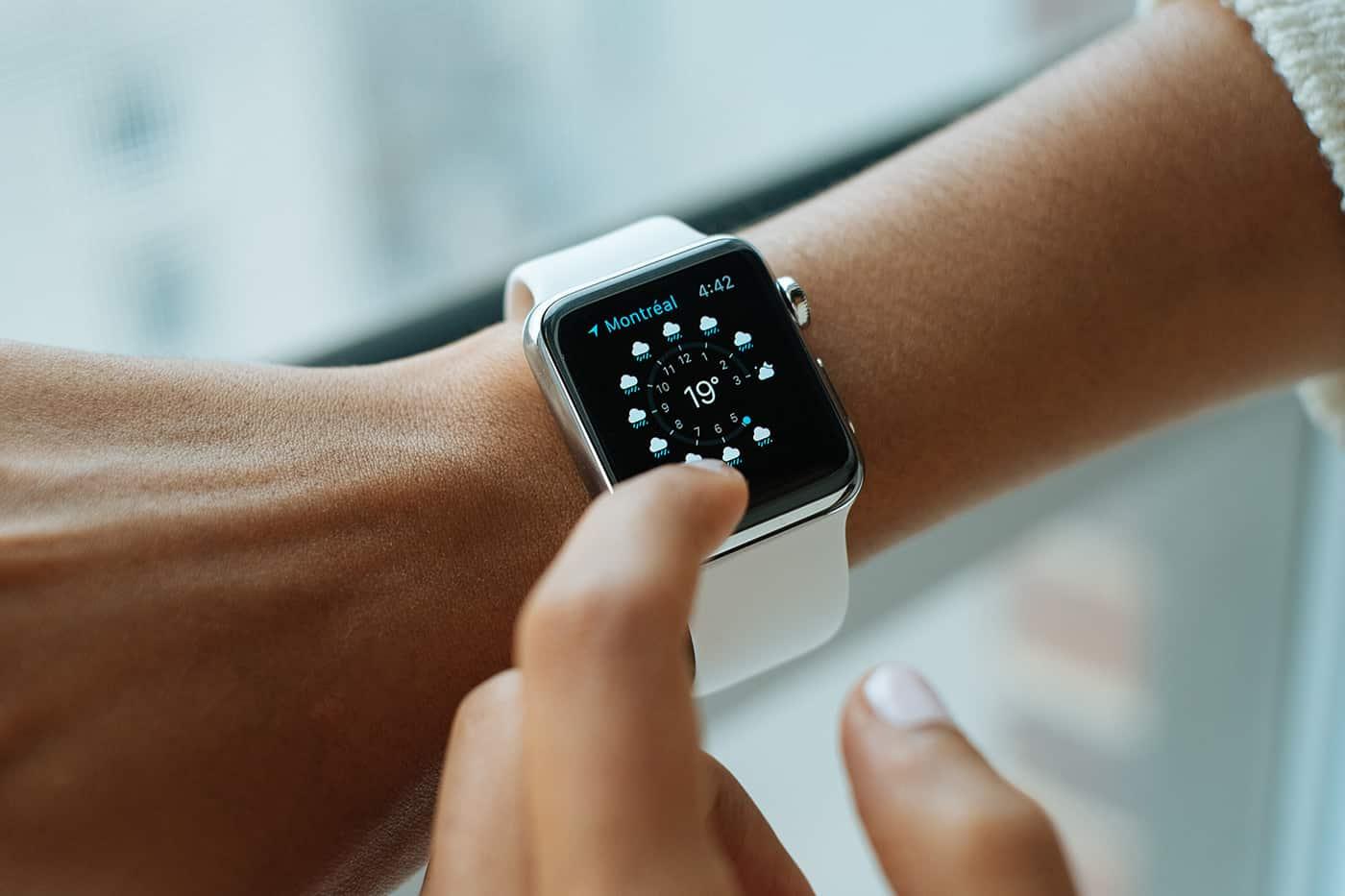 Des batteries pourraient être intégrées dans les bracelets pour les Apple Watch.