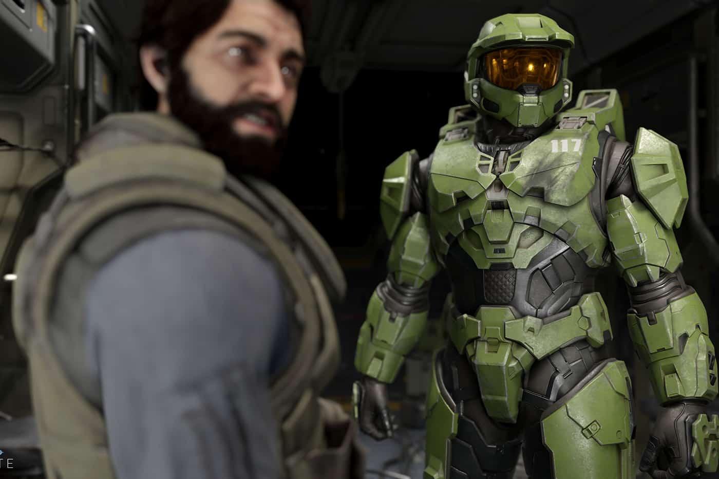 Les nouvelles aventures de Major seront disponible pour la fin de l'année 2021 sur Halo Infinite