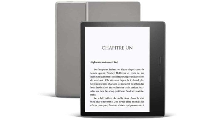 La Kindle Oasis est en promotion chez Amazon