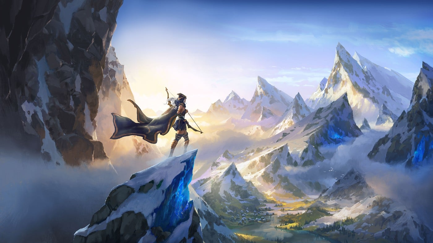 Runeterra sera explorable ! Prêt à naviguer dans l'air de League of Legends ?