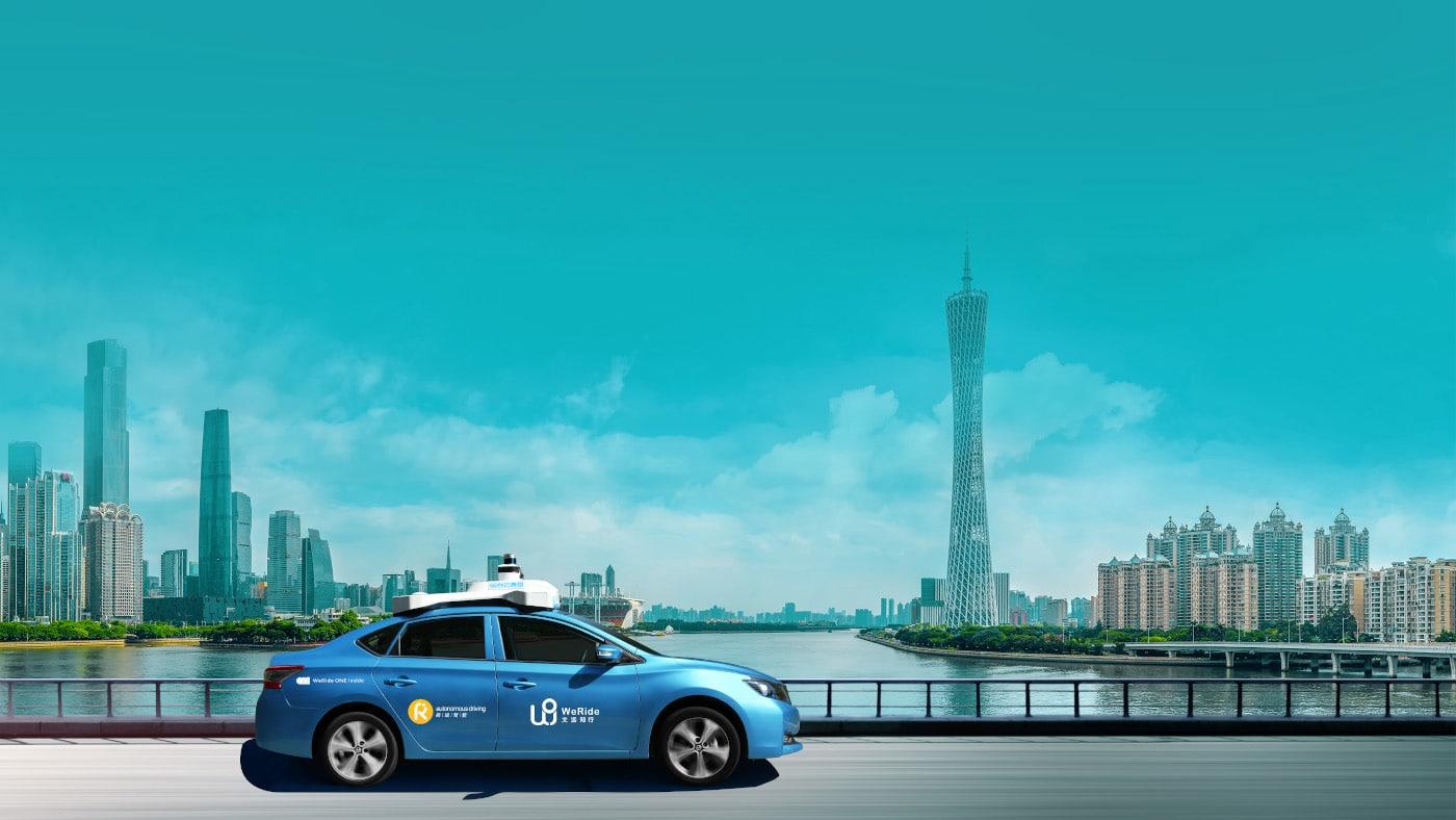 WeRide perçoit près de 200 millions de dollars de la part de Yutong.