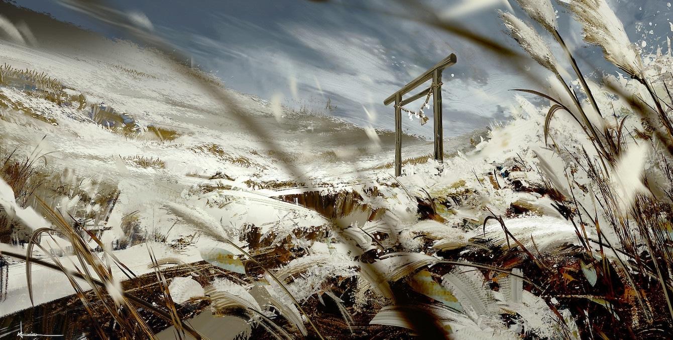 Ghost of Tsushima, jeu vidéo produit par Sucker Punch