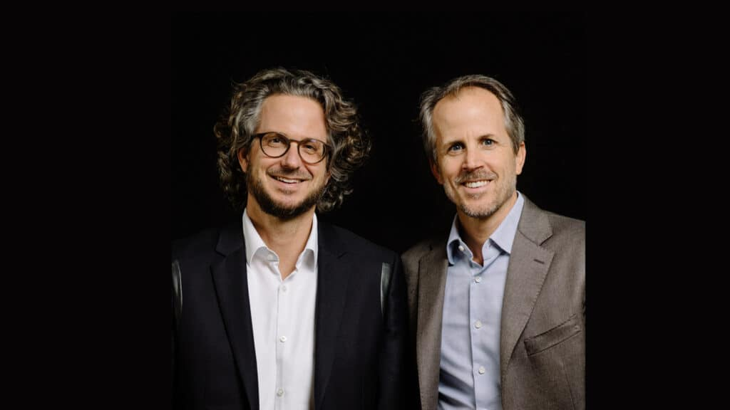 Andreas et Daniel Sennheiser CEO Sennheiser