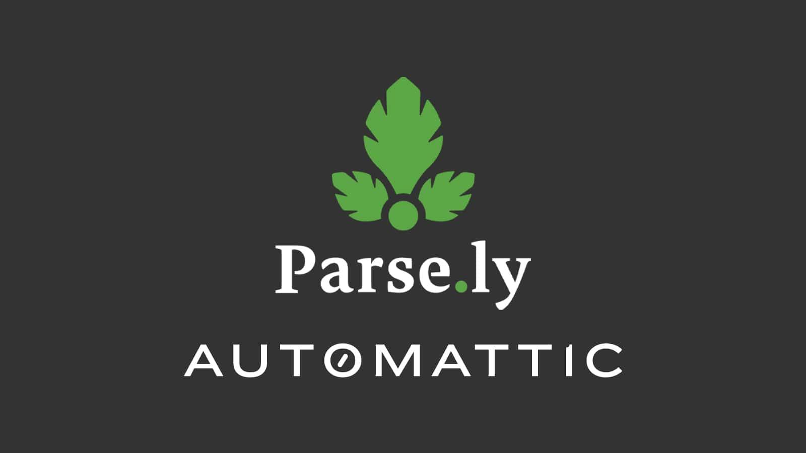 Automattic achète Parse.ly le concurrent de Google Analytics