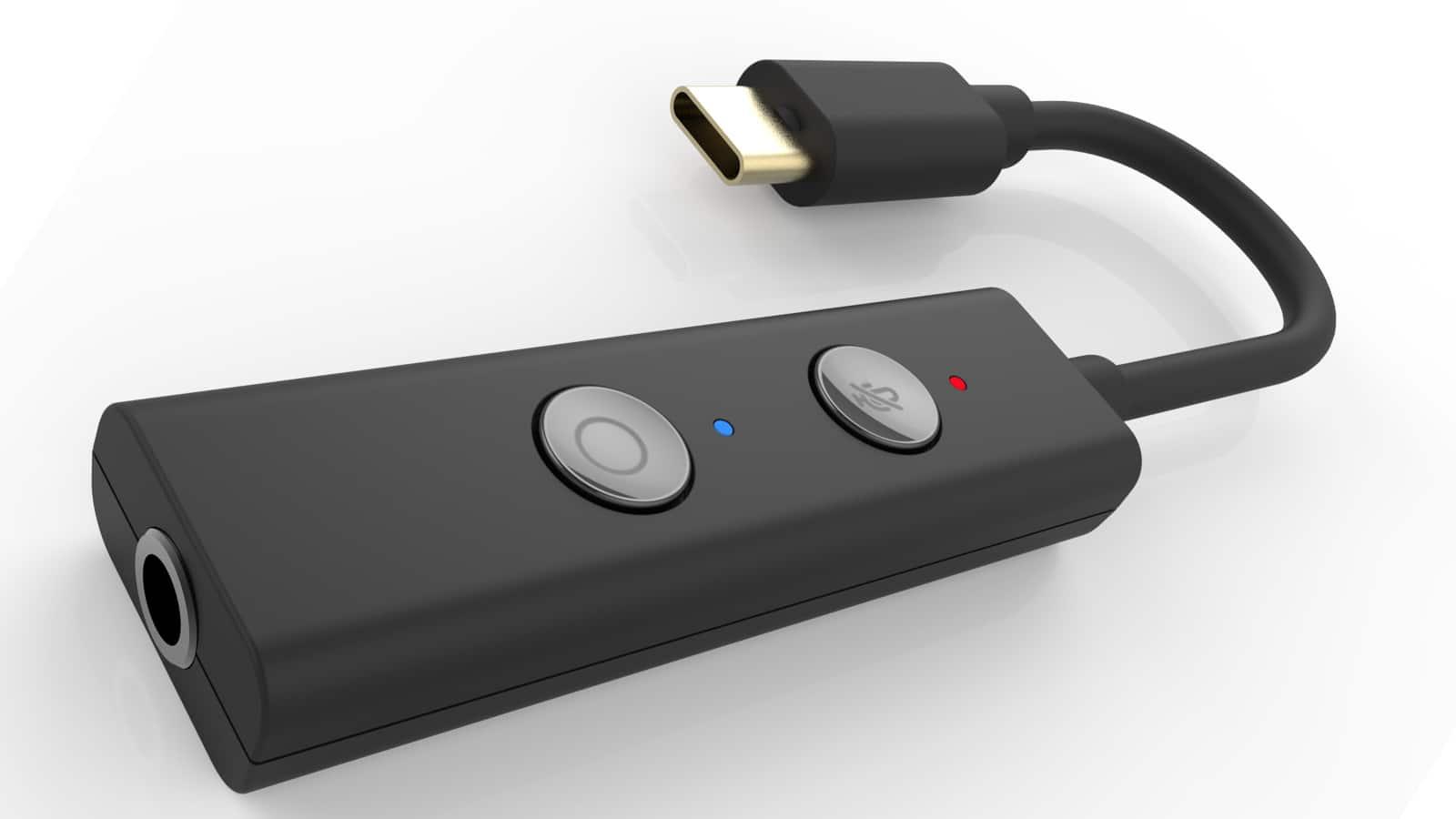 Creative Technology vient de réaliser un DAC USB-C. La Sound Blaster PLAY! 4 pour le télétravail et les loisirs