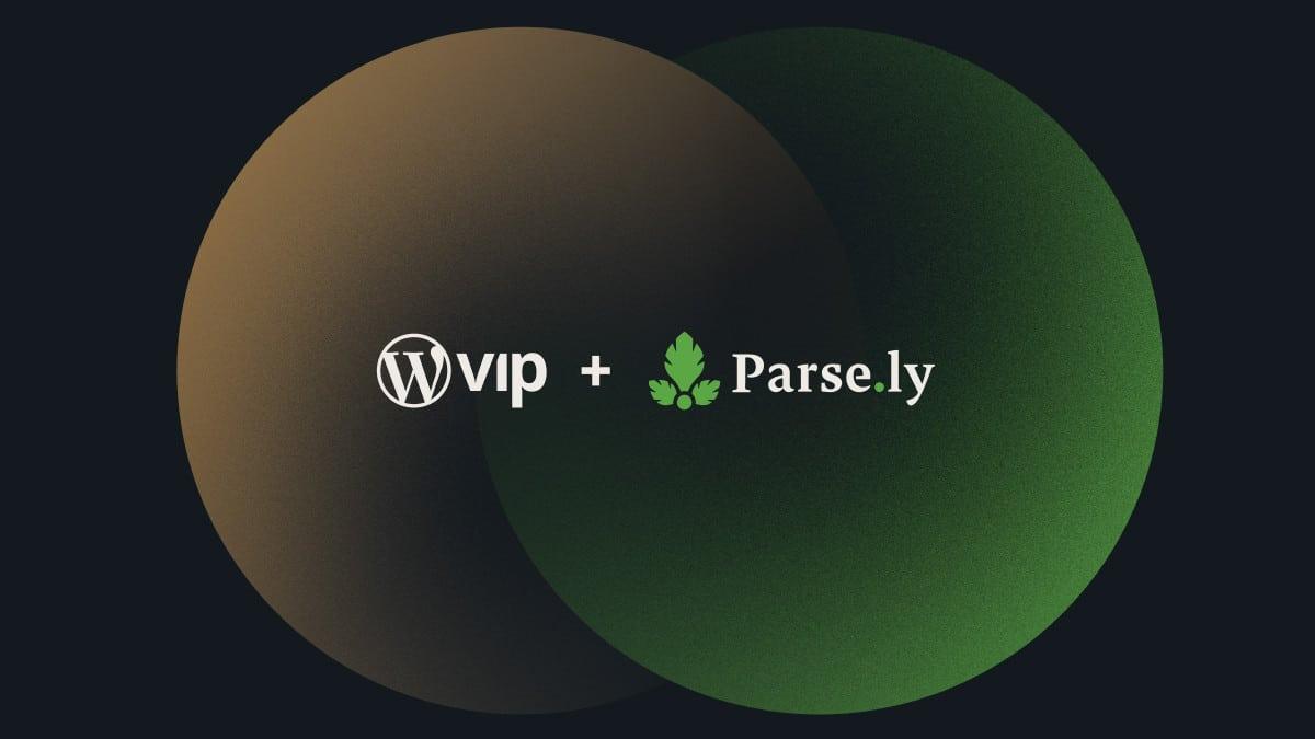 Wordpress VIP et Parse.ly fonctionne main dans la main