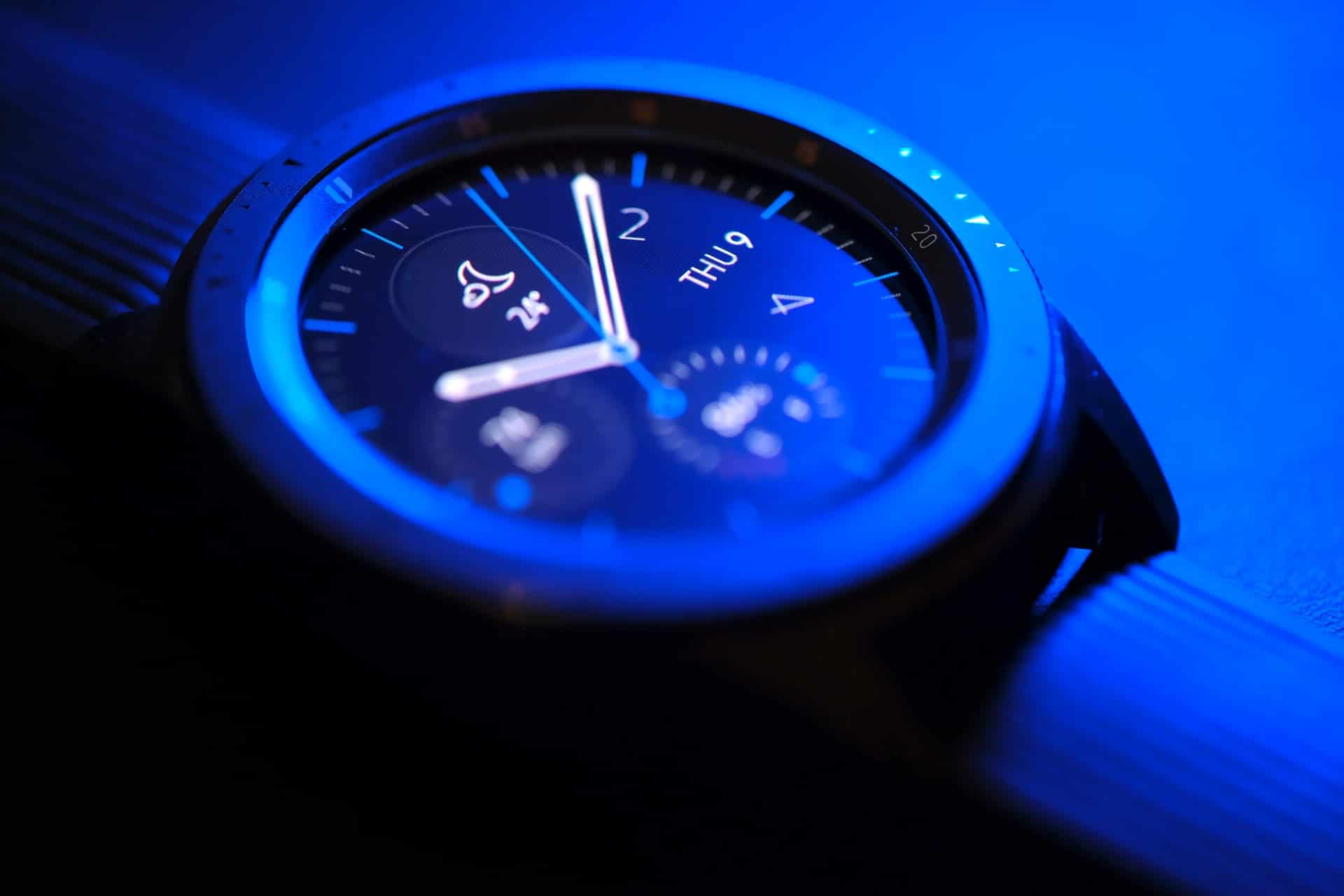 galaxy watch samsung android