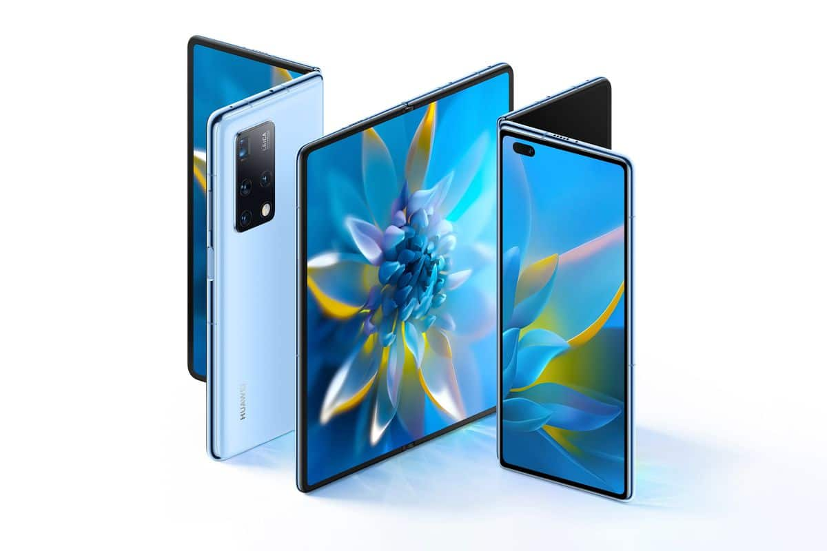 huawei mate x2 smartphone pliable officiel
