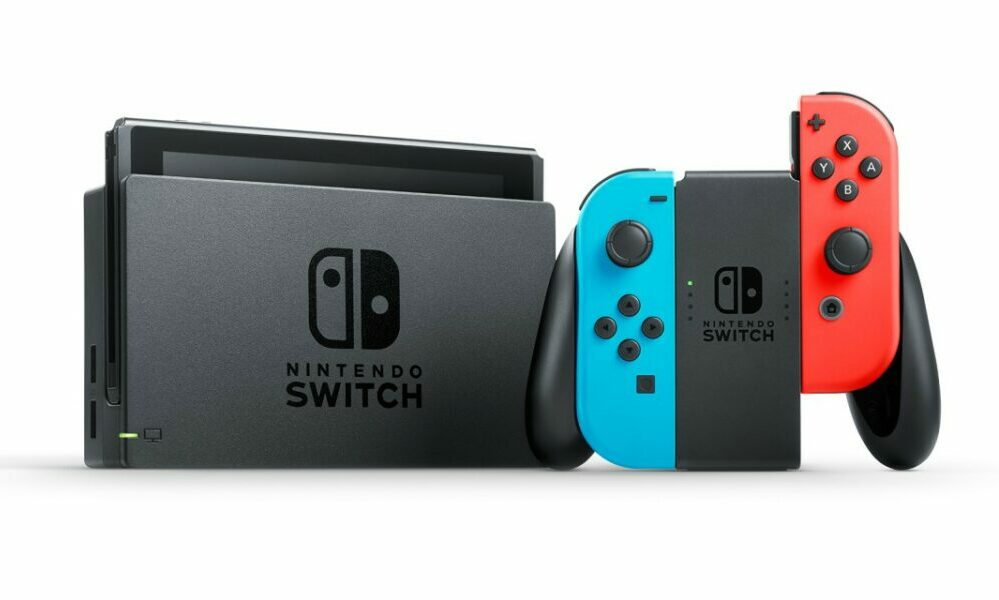 La Nintendo Switch Pro devrait être équipée d'un écran OLED de Samsung.