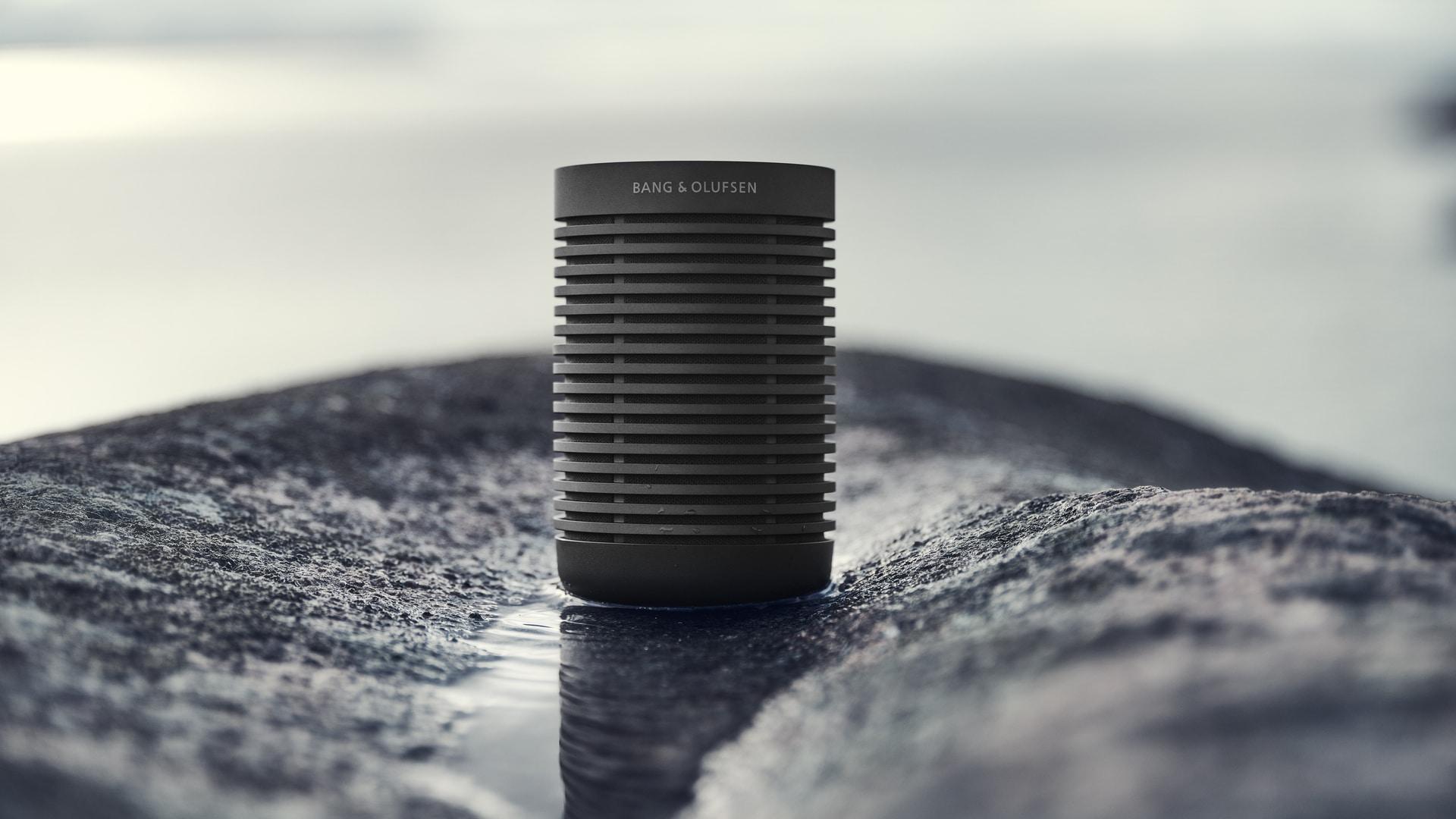 Bang & Olufsen commercialise la Beosound Explore, leur toute première enceinte équipé du Bluetooth 5.2.